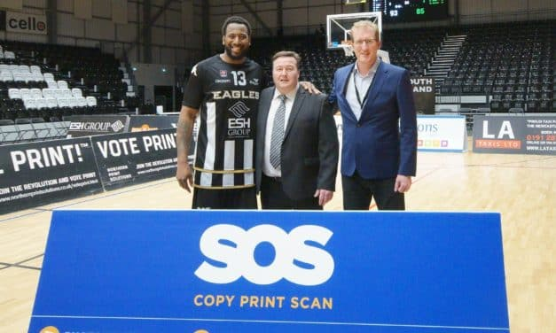 SOS GROUP AIM TO SOAR WITH NEWCASTLE EAGLES