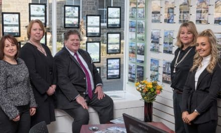 Estate agent Sanderson Young relocates Alnwick branch office