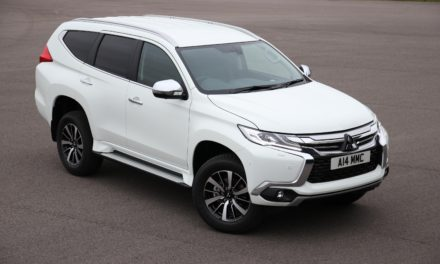 NEW MITSUBISHI SHOGUN SPORT COMMERCIAL ON SALE NOW