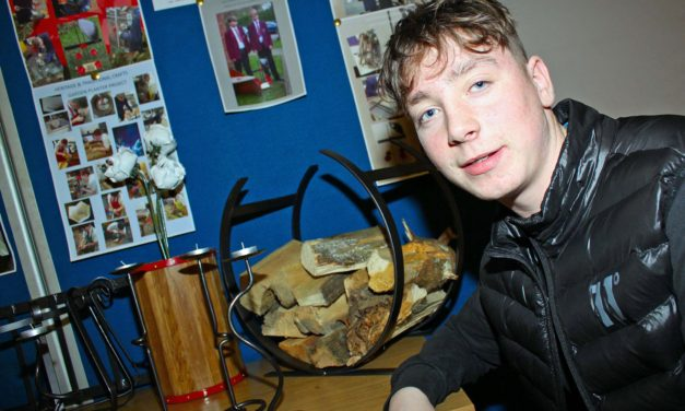 Students praised for work based on area's rich heritage