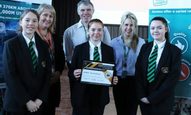Local businesses help Stokesley students get up to speed on their careers