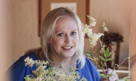 LEADING FORAGER SHARES HER SECRETS AT COOKERY SCHOOL…