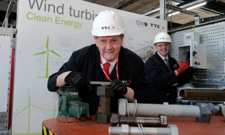 TTE supports development of skilled offshore wind sector workforce with new Global Wind Organisation agreement