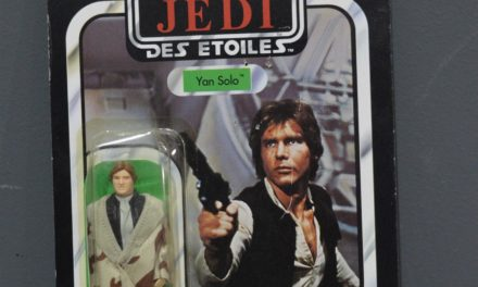 WORLD RECORD BROKEN AS TOY COLLECTION GOES UNDER HAMMER