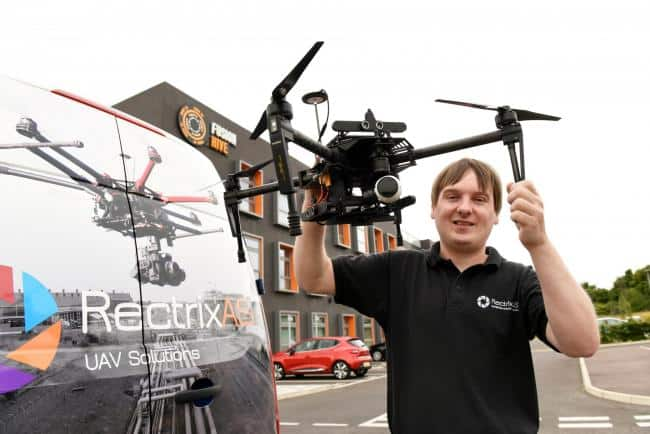 Stockton Drone company flying high in Trinidad and Tobago