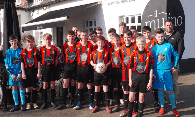 Stokesley Under14s get smart with local sponsorship deal