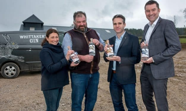 Yorkshire gin specialist Harrogate Distillery set to export spirits to China
