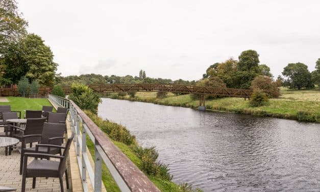 PLANS BY NEWCASTLE ARCHITECTS FOR YARM SCHOOL'S NEW FOOTBRIDGE APPROVED