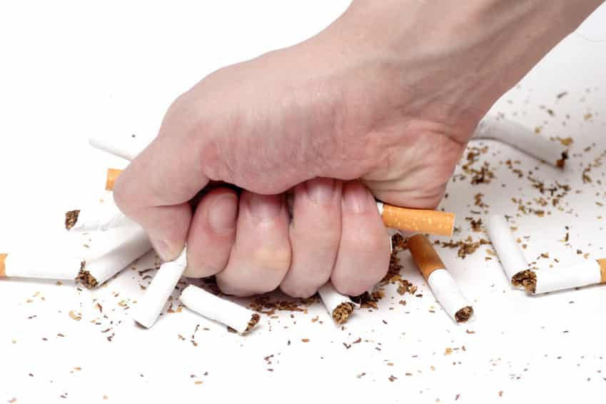 Quitting Smoking: With Minimal Effort?