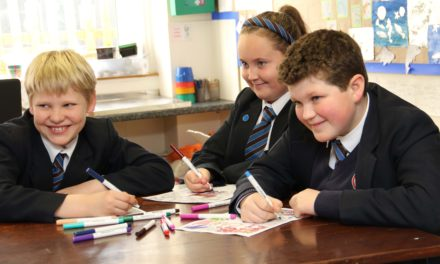 "Making school a ""happy place"" to support children's mental wellbeing"