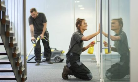 Why Choose A Commercial Cleaning Service?