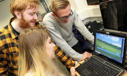 Students design game to help children stay safe online