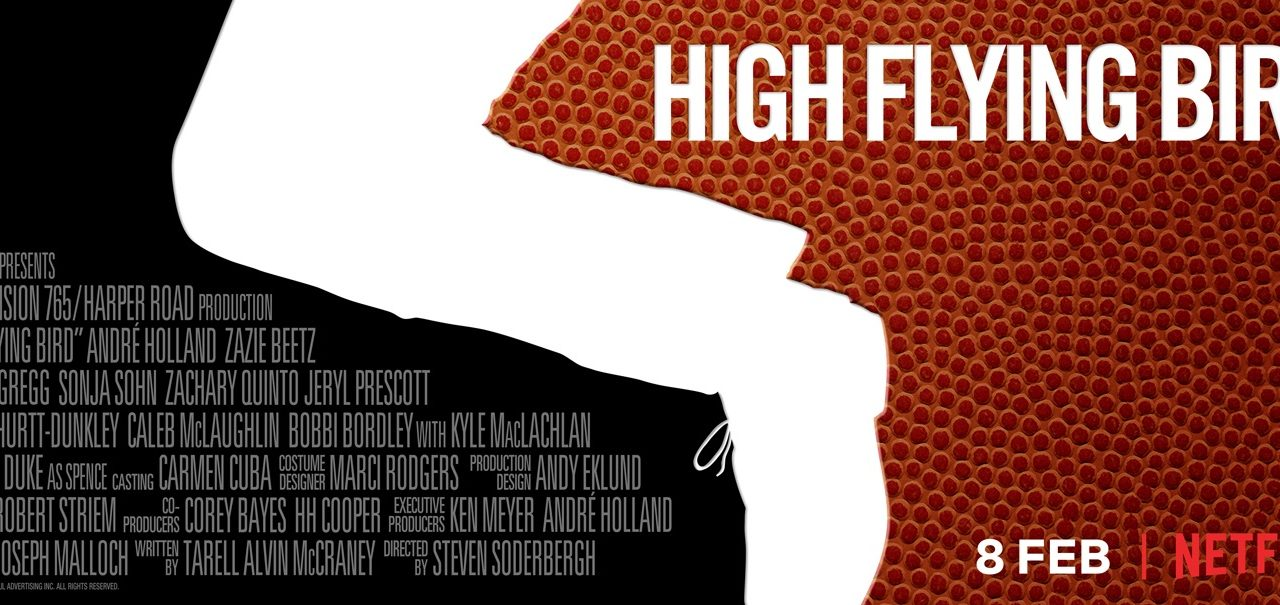 Steven Soderbergh's Netflix Original Film HIGH FLYING BIRD