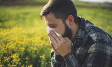 Hay fever season is not to be sniffed at