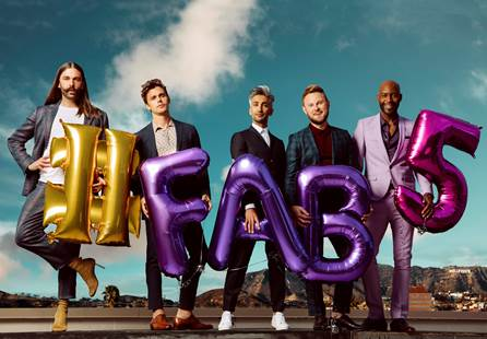 NETFLIX TO BRING QUEER EYE TO JAPAN