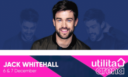 JACK WHITEHALL ANNOUNCES BRAND NEW UK AND IRELAND ARENA TOUR FOR 2019 UTILITA ARENA NEWCASTLE  FRIDAY 6TH AND SATURDAY 7TH DECEMBER 2019