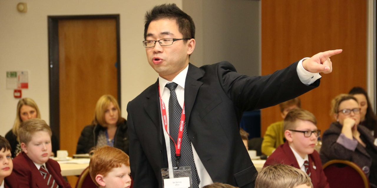 Annual teacher exchange brings Chinese maths education to Carmel College