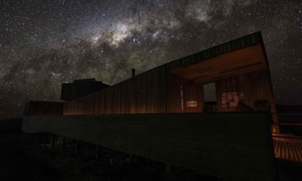 STARS SHINE BRIGHT FOR ASTRONOMER AS NEW OPPORTUNITIES BECKON