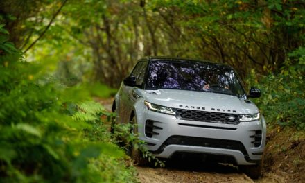 NEW RANGE ROVER EVOQUE ACHIEVES CLASS-LEADING RESIDUAL VALUES