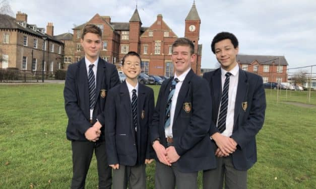 Students take the stock market by storm