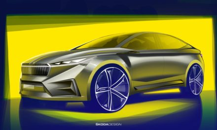 ŠKODA PROVIDES A SPECIFIC OUTLOOK ON THE BRAND'S ELECTRIC FUTURE WITH THE VISION iV CONCEPT STUDY