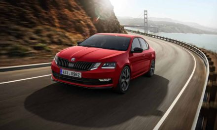 LINING UP FOR SUCCESS: NEW OCTAVIA ADDED TO ŠKODA'S ACCLAIMED SPORTLINE RANGE
