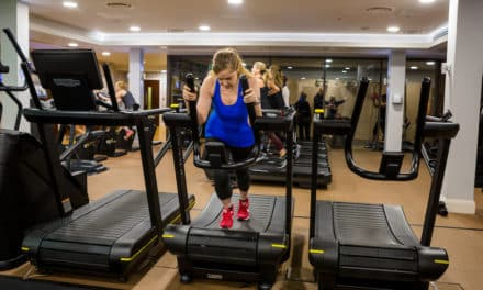 ROCKLIFFE HALL'S GYM GETS NEW YEAR MAKEOVER