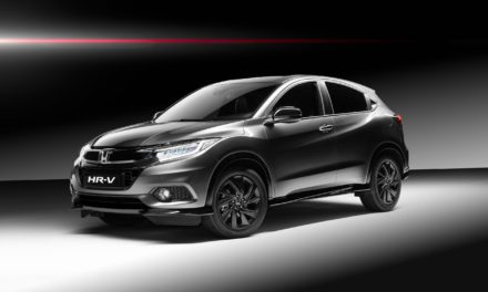 HONDA ANNOUNCES UK PRICING AND SPECIFICATION FOR NEW HR-V SPORT