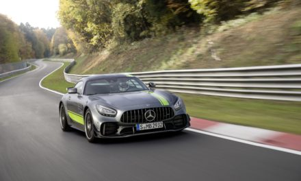 PRICING AND SPECIFICATION ANNOUNCED FOR NEW MERCEDES-AMG GT R PRO