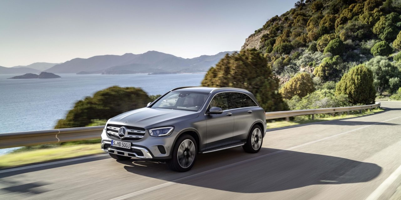 THE NEW MERCEDES-BENZ GLC – THE SUCCESS MODEL: ARTICULATE AND DIVERSE