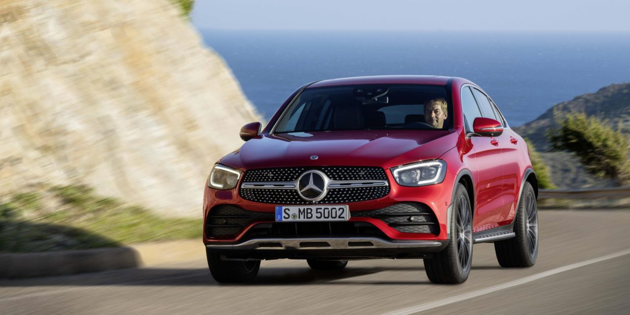 THE NEW MERCEDES-BENZ GLC COUPÉ: A NEW TAKE ON EXTRAORDINARY