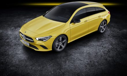 THE NEW MERCEDES-BENZ CLA SHOOTING BRAKE: SPORTS CAR WITH LOAD SPACE