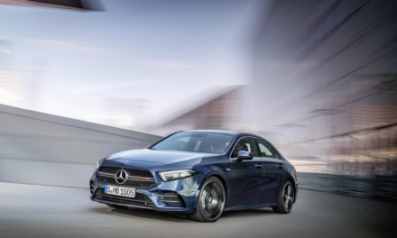 THE NEW MERCEDES-AMG A 35 4MATIC SALOON: AMG SPEEDS THINGS UP BY EXPANDING THE COMPACT CAR FAMILY