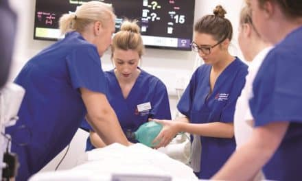 Pioneering nursing programme clinches top award in battle to tackle ward shortages