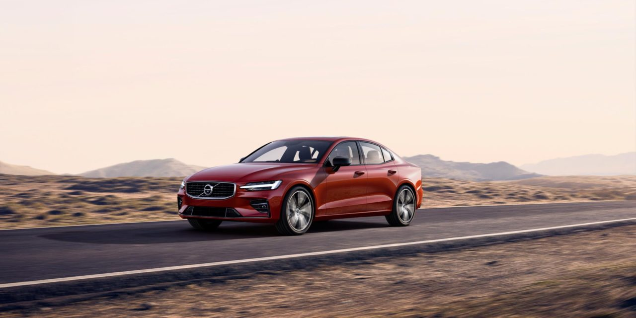 VOLVO STARTS UK SALES OF DYNAMIC NEW S60 SALOON WITH HIGH-SPECIFICATION R-DESIGN EDITION