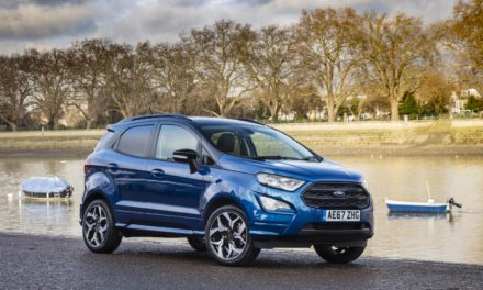 FORD ECOSPORT AND KUGA ARE FIRST CARS RECOMMENDED BY GOOD HOUSEKEEPING READERS