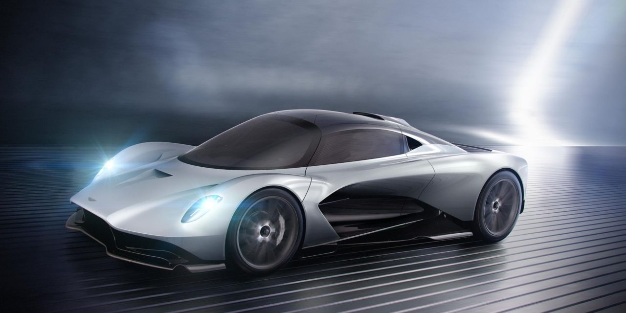 AM-RB 003: THE THIRD IN THE MID-ENGINED FAMILY