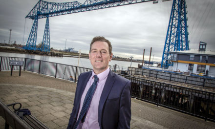 INDEPENDENT CANDIDATE ANDY PRESTON PLEDGES JOBS, INVESTMENT AND HONESTY