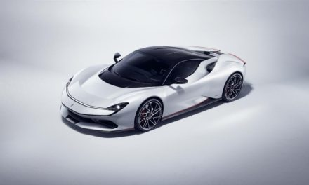 UK PREMIERE FOR PININFARINA BATTISTA WITH NICK HEIDFELD AT 77TH GOODWOOD MEMBERS' MEETING