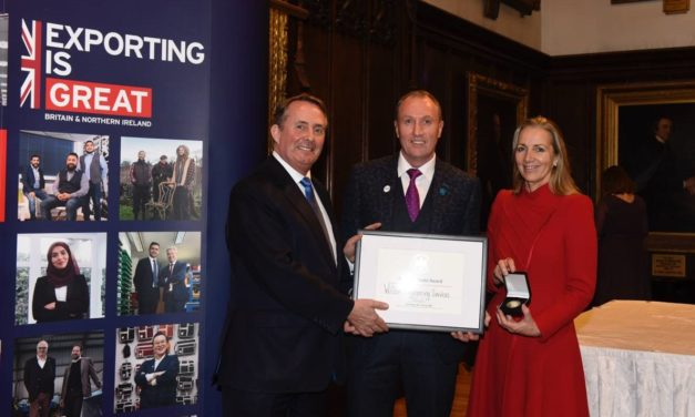North East businesses awarded top trade title at exporting awards