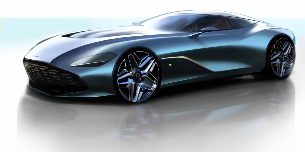DBZ CENTENARY COLLECTION: FIRST GLIMPSE OF DBS GT ZAGATO