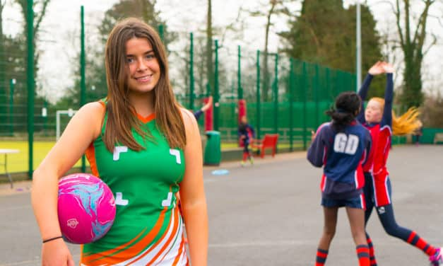 More National Netball success for Yarm School