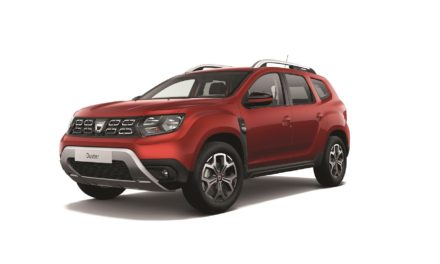 DACIA INTRODUCES ITS NEW 2019 TECHROAD LIMITED EDITION AT GENEVA
