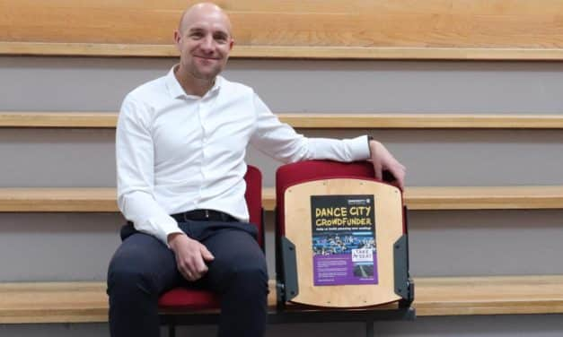 Dance City Invites you to Take A Seat and Support its CrowdFunder Campaign