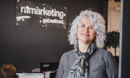 New MD at ramarketing as founder heads to USA