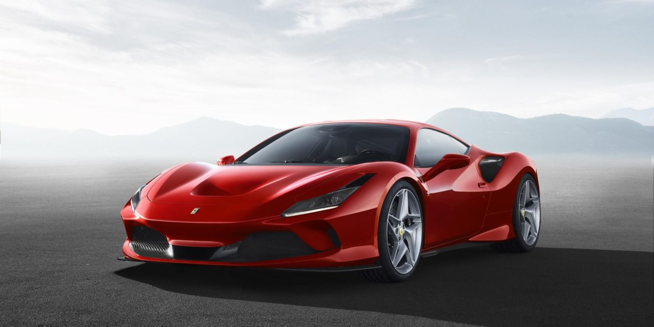 FERRARI F8 TRIBUTO – PAYING HOMAGE TO THE MOST POWERFUL V8 IN FERRARI HISTORY