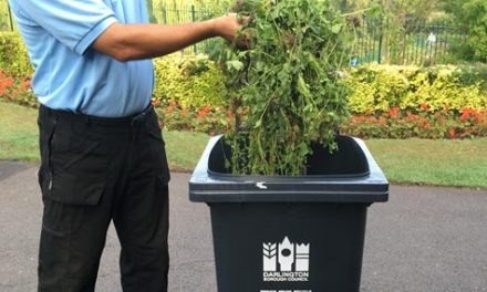 Reminder to sign up for new garden waste collection service