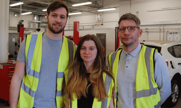 Hartlepool College showcases apprenticeship power during National Apprenticeship Week