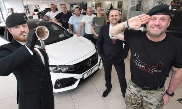 Vertu Honda dealerships to partner with Forces Cars Direct
