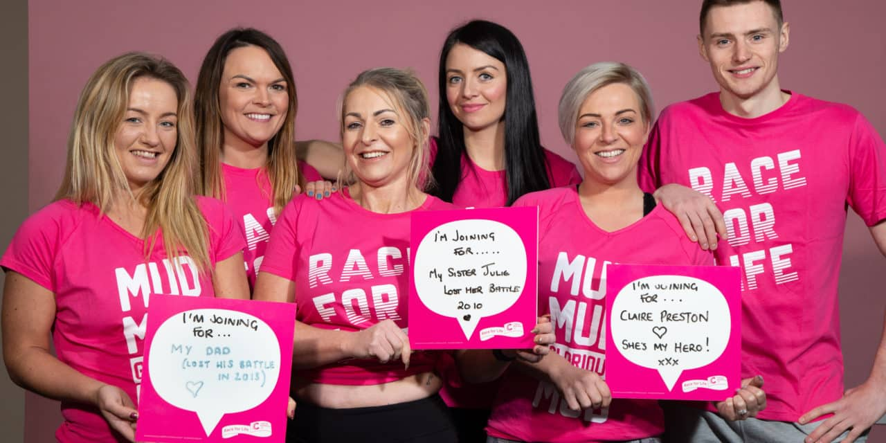 NORTH EAST INSTRUCTORS PLEDGE TO  RACE FOR LIFE
